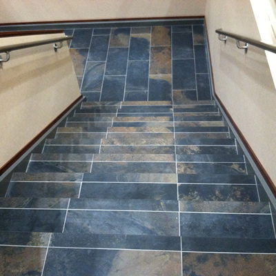 Commercial Tile Work
