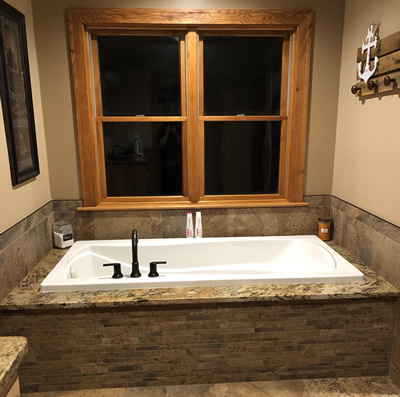 Tub Surrounds